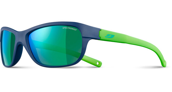 Julbo Player L Spectron 3CF Sunglasses Junior 6-10Y Blue/Green-Multilayer Green